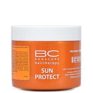 Schwarzkopf Bonacure Sun Protect Máscara Tratamento 150ml