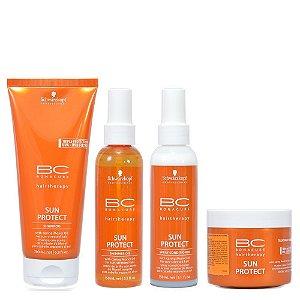 Schwarzkopf Bonacure Sun Protect Kit + Bolsa