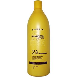 Matrix Relaxima Care Shampoo 1L