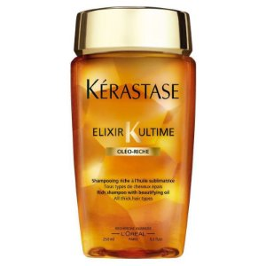 Kérastase Elixir Ultime Bain Oléo-Riche - Shampoo 250ml