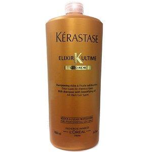 Kérastase Elixir Ultime Bain Oléo-Riche - Shampoo 1000ml