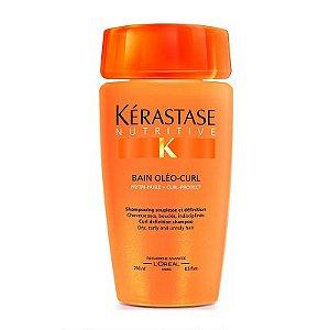 Kérastase Nutritive Bain Oléo-Curl - Shampoo 250ml