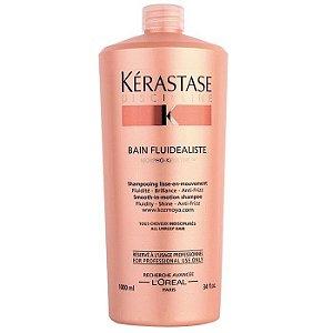 Kérastase Discipline Bain Fluidealiste - Shampoo 1000ml