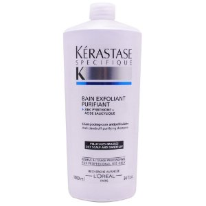 Kérastase Specifique Bain Exfoliant Purifiant - Shampoo 1000ml