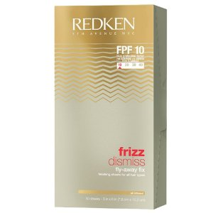 Redken Frizz Dismiss Fly Away Fix FPF 10 - Lenços Antifrizz (50 unidades)