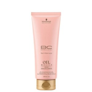 Schwarzkopf Bonacure Oil Miracle Rose Oil Shampoo 200ml