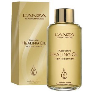L'Anza Keratin Healing Oil Hair Treatment Sérum 100ml