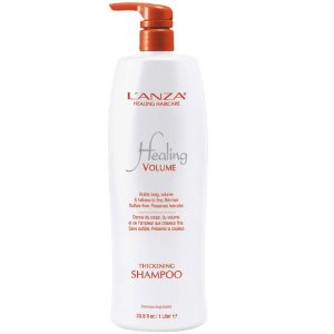 L'Anza Healing Volume Thickening Shampoo 1L