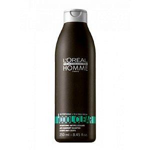 L'Oréal Professionnel Homme Cool & Clear - Shampoo 250ml