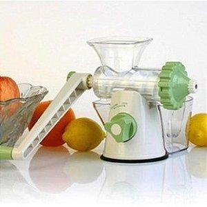 Extrator de Clorofila Manual de Plástico