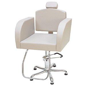 Cadeira Capri - Fixa ou Reclinável