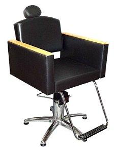 Cadeira ITÁLIA (Fixa ou Reclinável)