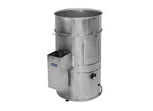 Descascador de Batatas Aço Inox 10 kg Bivolt Max - DB10 - Metvisa