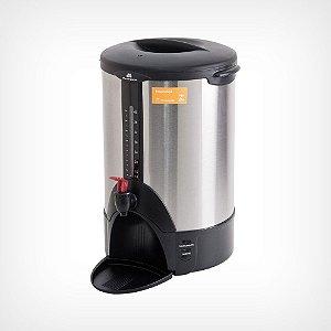 Cafeteira Automática Inox Capacidade para 06 litros Marchesoni