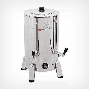 Cafeteira Tradicional Inox 8 litros 1.300W Marchesoni