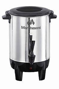 Cafeteira Automática Inox Capacidade para 02 litros Marchesoni