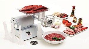 Moedor de Carne Comercial MCR-08 Bivolt Arbel