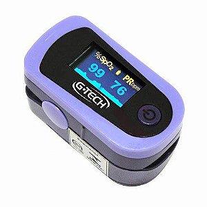 Oxímetro de Pulso Para Dedo Oled Graph G-Tech