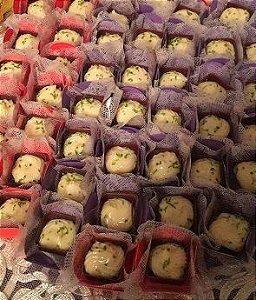 Caixinha de Chocolate com Mousse de Limão (Mínimo 30 unidades)