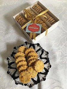 Biscoito Salgado de Cebola - 42 unidades