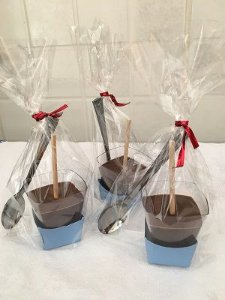 Chocolate Quente - Faça direto na xícara
