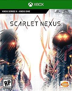 Scarlet Nexus - Xbox One e Xbox Series X/S - Mídia Digital