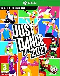 Just Dance 2021 Xbox One e Series X/S - Mídia Digital