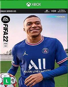 FIFA 22 Edição Standard - Xbox Series X/S - Mídia Digital