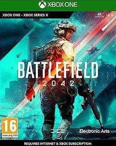 Battlefield 2042 - Xbox Series X/S - Mídia Digital