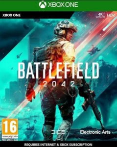 Battlefield 2042 - Xbox One e Series X/S - Mídia Digital