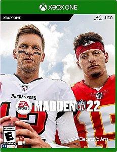 Madden NFL 22 - Xbox One e Series X/S - Mídia Digital