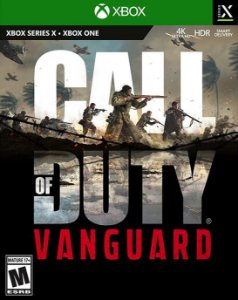 Call of Duty Vanguard - Xbox One  - Mídia Digital
