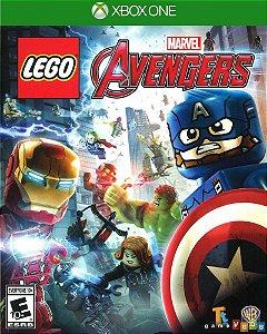 Lego Marvel Vingadores Xbox One - Mídia Digital