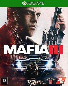 Mafia 3 Xbox One - Mídia Digital