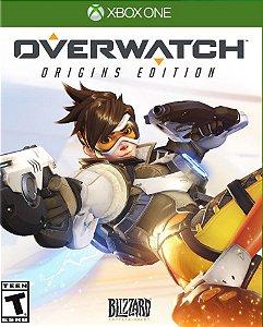 Overwatch Origins Edition Xbox One - Mídia Digital