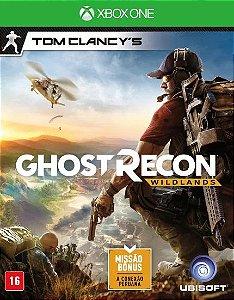 Tom Clancy Ghost Recon Wildlands Standard Edition Xbox One - Mídia Digital