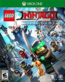 Lego Ninjago Movie Video Game Xbox One - Mídia Digital