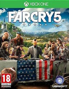 Far Cry 5 Xbox One - Mídia Digital