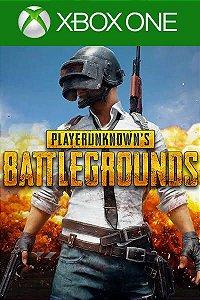 Playerunknowns Battlegrounds PUBG Xbox One - Mídia Digital