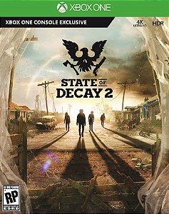 State Of Decay 2 Xbox One - Mídia Digital