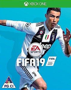 Fifa 19 Edição Standard Xbox One - Mídia Digital