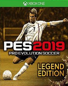 Pes 19  Legends Xbox One - Mídia Digital