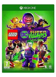 Lego Dc Super Vilões Xbox One - Mídia Digital