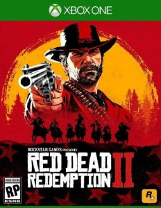Red Dead Redemption 2 Xbox One - Mídia Digital