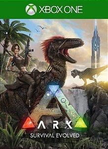 Ark Survival Evolved Xbox One - Mídia Digital
