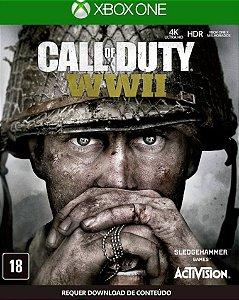 Call Of Duty World War 2 Ww2 Xbox One - Mídia Digital