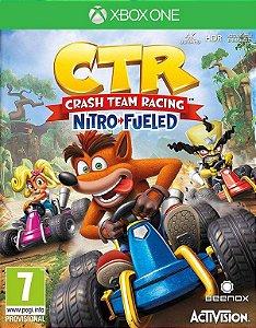 Crash Team Racing Nitro Fueled Xbox One - Mídia Digital