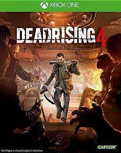 Dead Rising 4 Xbox One - Mídia Digital