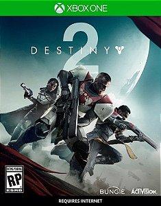 Destiny 2 Xbox One - Mídia Digital