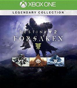 Destiny 2 Renegados Coleção Lendária Xbox One - Mídia Digital